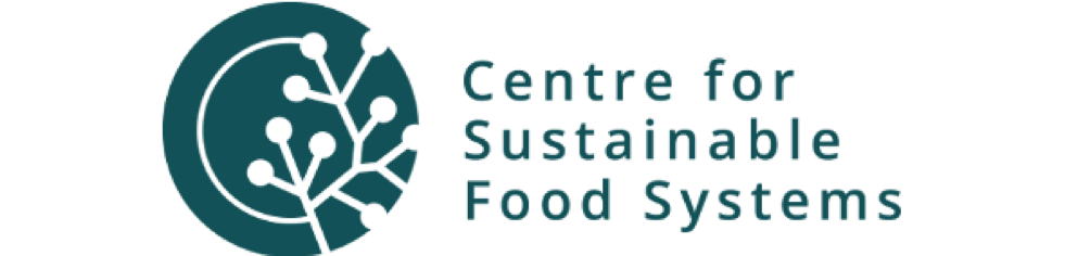 Centre for Sustainable Food Systems logo