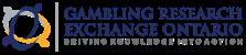 Gambling Research Exchange Ontario logo
